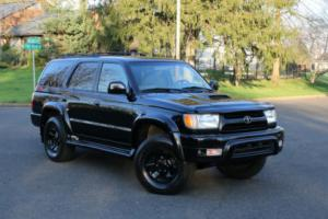 2001 Toyota 4Runner SR5 4WD DIFF LOCK 4X4 SUNROOF SPORT LEATHER