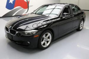 2015 BMW 3-Series 328I SEDAN TURBO AUTOMATIC SUNROOF NAV