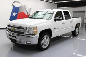 2012 Chevrolet Silverado 1500 SILVERADO TEXAS CREW LT LEATHER REAR CAM