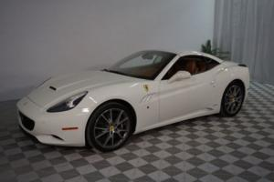 2014 Ferrari California 2dr Convertible Photo