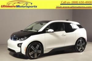 2014 BMW i3 2014 GIGA WORLD 100%ELECTRIC NAV HEATSEAT WARRANTY