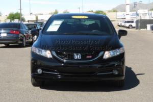 2014 Honda Civic 4dr Manual Si
