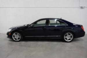 2013 Mercedes-Benz S-Class 4dr Sedan S550 RWD
