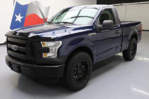 2016 Ford F-150 XL REGULAR CAB CRUISE CONTROL 20'S