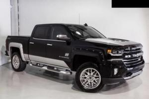 2017 Chevrolet Silverado 1500 LTZ / Z71 Custom Conversion