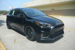 2017 Ford Focus FOCUS RS