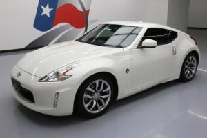 2014 Nissan 370Z TOURING COUPE AUTO HTD LEATHER Photo