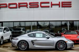 2017 Porsche Cayman TRADE/FINANCE/DELIVER