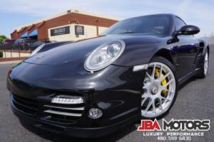 2011 Porsche 911 2011 Turbo S 911 Carrera Turbo S Coupe