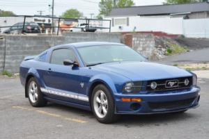 2009 Ford Mustang 45th Anniversary Edition (unique emblems included)