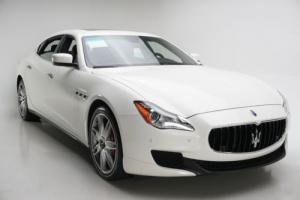 2015 Maserati Quattroporte S Q4 Photo
