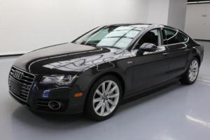 2013 Audi A7 3.0T PREMIUM PLUS AWD SUNROOF NAV