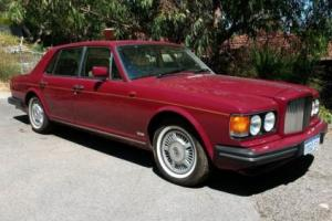 1983 Bentley Mulsanne Turbo