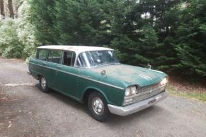 1965 Nissan Cedric Wagon Project Datsun Photo