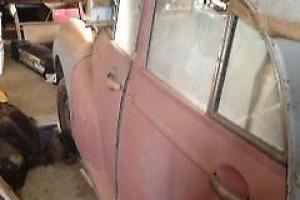Morris Minor 1960 restoration project Photo