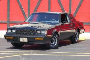 1987 Buick Grand National -MINT Only 14K Miles-Tons of options-SEE VIDEO