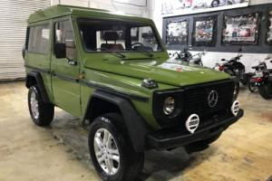 1982 Mercedes-Benz G-Class GWAGON Photo