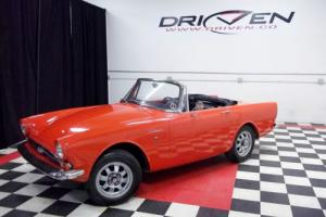 1966 Sunbeam Alpine Series V