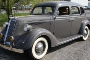 1936 Nash Lafayette Photo