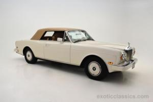 1988 Rolls-Royce Corniche -- for Sale