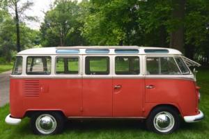 1963 Volkswagen 23 Window WALK THOUGH 23 WINDOW! RESTORED TO FACTORY SPECS!