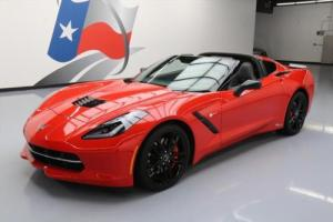 2014 Chevrolet Corvette STINGRAY Z51 3LT AUTO NAV HUD
