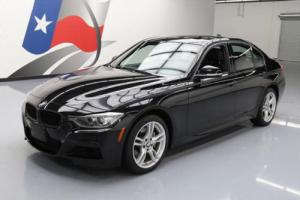 2014 BMW 3-Series 335I XDRIVE AWD M-SPORT SUNROOF NAV HUD