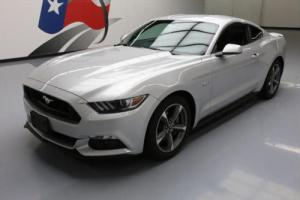 2017 Ford Mustang GT 5.0 6-SPD REAR CAM