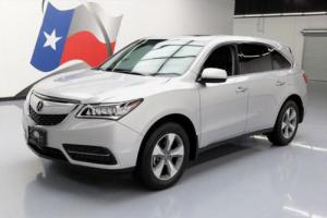 2015 Acura MDX 7-PASS SUNROOF HTD LEATHER REAR CAM
