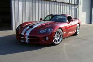2008 Dodge Viper SRT10, SRT/10 COUPE