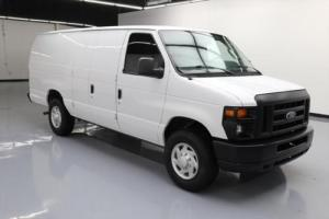 2014 Ford E-Series Van E-250 EXT CARGO VAN V8 A/C SHELVES