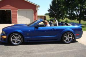 2006 Ford Mustang Roush Convertible