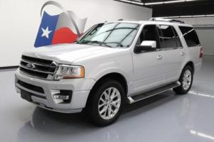 2017 Ford Expedition LIMITED 7PASS SUNROOF NAV 20'S