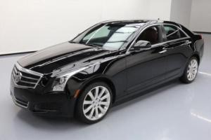 2014 Cadillac ATS 2.0T LUX AWD LEATHER SUNROOF NAV