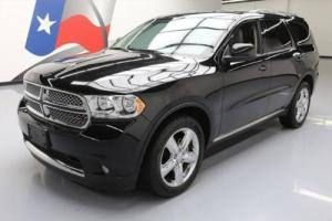 2013 Dodge Durango SXT 7-PASS BLUETOOTH 20'S