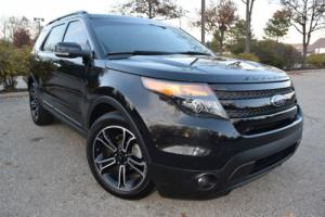 2014 Ford Explorer 4WD SPORT-EDITION