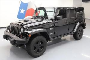 2012 Jeep Wrangler UNLTD CALL OF DUTY MW3 4X4 NAV