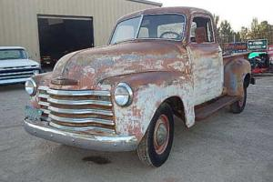 1950 Chevrolet Other Pickups 5 WINDOW PICKUP Photo