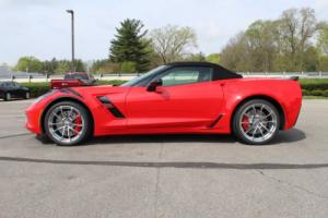 2017 Chevrolet Corvette 2dr Grand Sport Convertible w/2LT