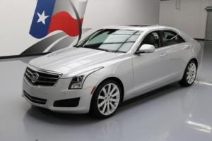 2014 Cadillac ATS 2.0T LUXURY LEATHER NAV REAR CAM