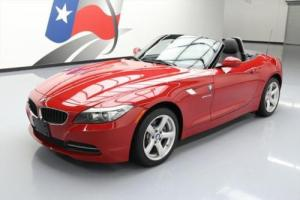 2013 BMW Z4 SDRIVE28I ROADSTER HARD TOP TURBO NAV