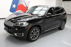 2014 BMW X5 XDRIVE35I AWD TURBO PANO ROOF NAV 19'S
