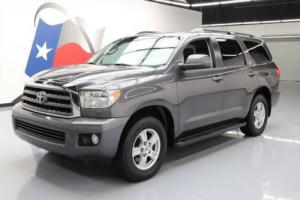 2013 Toyota Sequoia SR5 SUNROOF LEATHER REAR CAM