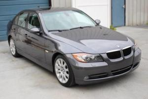 2008 BMW 3-Series 328xi Premium Package All Wheel Drive Automatic Sdn Navigation