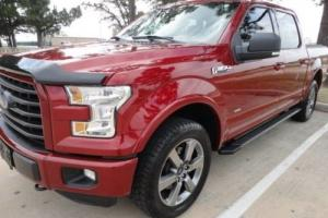 2015 Ford F-150 XLT with FX4 Off Road
