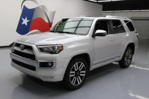 2014 Toyota 4Runner LTD SUNROOF LEATHER NAV 20'S