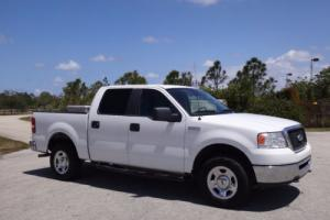 "2008 Ford F-150 4WD SuperCrew 139"" XLT"