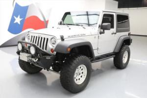2010 Jeep Wrangler RUBICON HARD TOP 4X4 LIFT 6-SPD