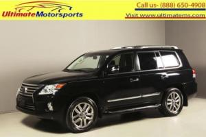 2014 Lexus LX 2014 LX 570 AWD NAV DVD SUNROOF LEATHER WARRANTY