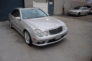 2003 Mercedes-Benz E-Class E55 AMG 5.5L V8 Supercharged Sedan